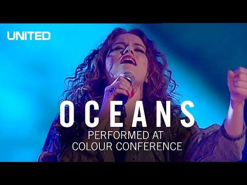 Oceans (Where Feet may fail) Live CYW13 - Hillsong UNITED