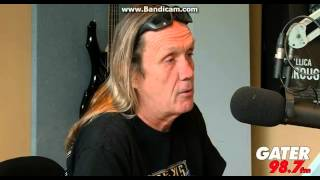 Nicko Mcbrain did an interview about Iron Maiden's new album The Book Of Souls and the tour in support of it!