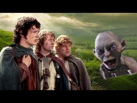 Your Favorite Crazy Taiwanese Animators Weigh In On The Hobbit