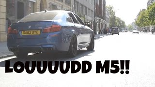 In this video you will see a 600hp BMW M5 F10 with a very loud Innotech performance exhaust (iPE). As everyone knows, the stock M5 F10 doesn't sound that ama...
