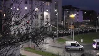 Video Przemarsz Kibiców Legii Warszawa w drodze na stadion w Gdańsku. MP3, 3GP, MP4, WEBM, AVI, FLV Desember 2018