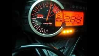 7. Suzuki GSXR750 2013 Motonil