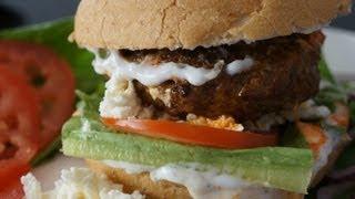 Ethiopian Food - The Addis Ababa Big Mac Burger Recipe Berbere Ayib Awaze - Amharic&English