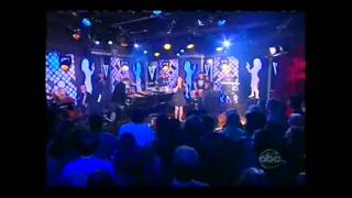 Ben Folds feat Regina Spektor - You Don't Know Me (live)