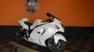 9. 101505 - 2011 Suzuki Hayabusa GSX1300R - Used Motorcycle For Sale