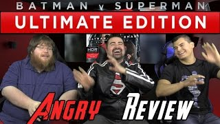 Video BvS: Extended Cut Angry Movie Review MP3, 3GP, MP4, WEBM, AVI, FLV Desember 2018