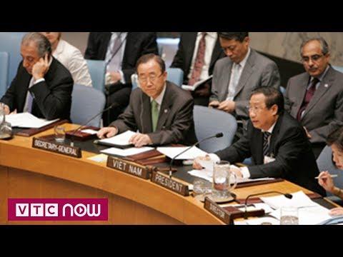 Việt Nam: Ứng viên lớn của Hội đồng Bảo an | VTC1 - Thời lượng: 106 giây.