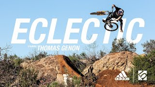 ECLECTIC -  Starring Thomas Genon by Five Ten