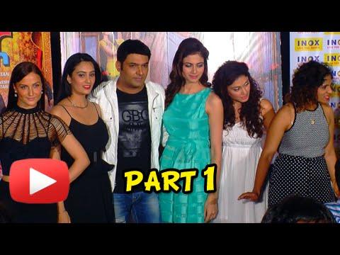 Kis Kisko Pyaar Karoon Trailer Launch Uncut 1 | Ka