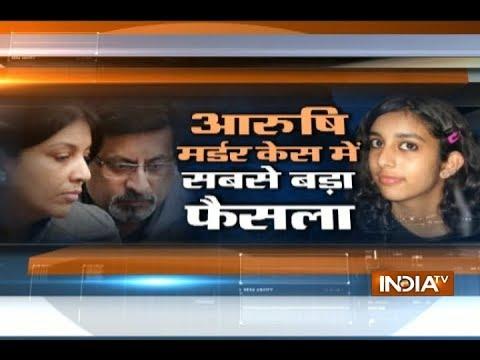 Ankhein Kholo India | 12th October, 2017| Aarushi Talwar Murder Case Verdict