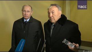 Путин объявил 26 декабря днем общенационального траура