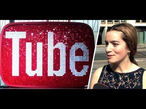 """Urheberrecht: """"Bei Youtube ist es einfach schöner, we ..."""