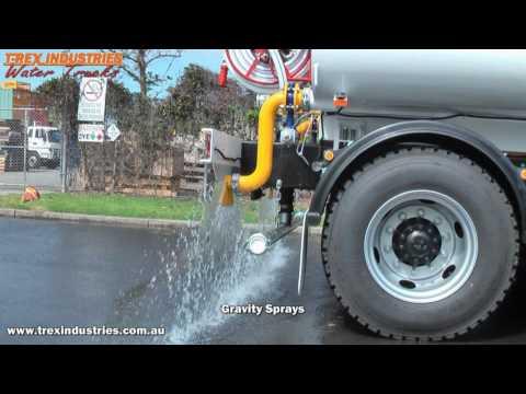 T-Rex Industries Water Truck - Hino FM2630 Auto
