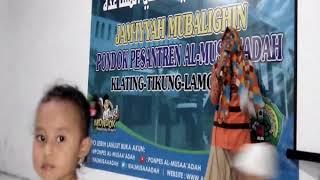 Mauidlhoh Hasanah Walimatul Hamli