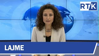 RTK3 Lajmet e orës 15:00 19.04.2019