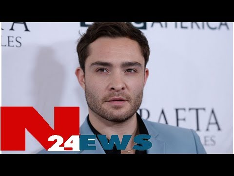 Ed westwick accused of raping actress