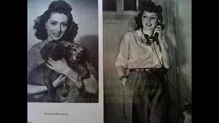 Download Lagu German Tango: Rosita Serrano - O, Manuela (c.1939) Mp3