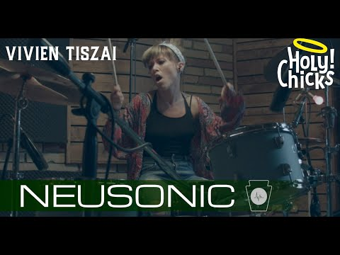 VIVIEN TISZAI - LUDWIG Neusonic Studio Session