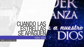 JULISSA   Cuando Las Estrellas Se Apaguen (Official Lyric Video)