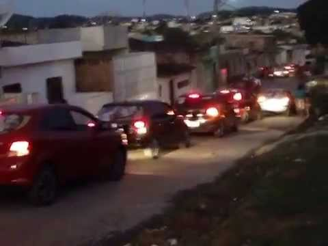 CARREATA DO 40 DO TECO TECO EM CATENDE