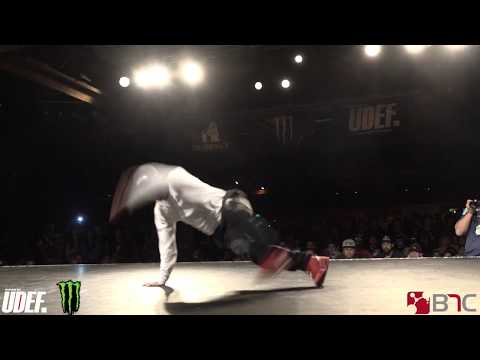 Top 8 Footwork   Massive Monkees Day 2017   Pro Breaking Tour   BNC