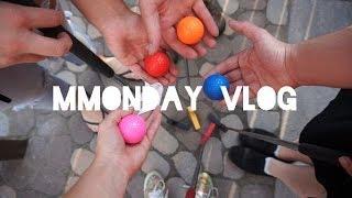 Monday Vlog | Mini Golf and Moms make me food by Jenny Wakeandbake