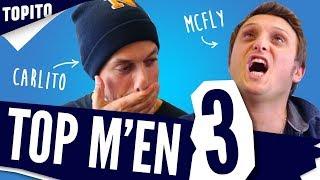 Video Top Me in 3: Mcfly & Carlito MP3, 3GP, MP4, WEBM, AVI, FLV Agustus 2018