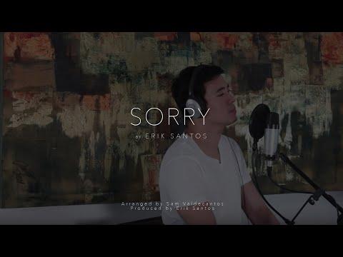 Sorry - Justin Bieber (cover) By Erik Santos