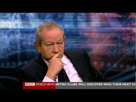 BBC interview Naguib Sawiris