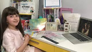 O copilă din Iași, imaginea unei reviste celebre de modă din New York
