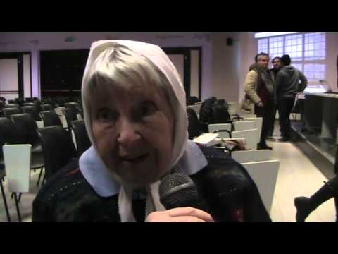 Vera Vigevani ricorda i giorni del dolore