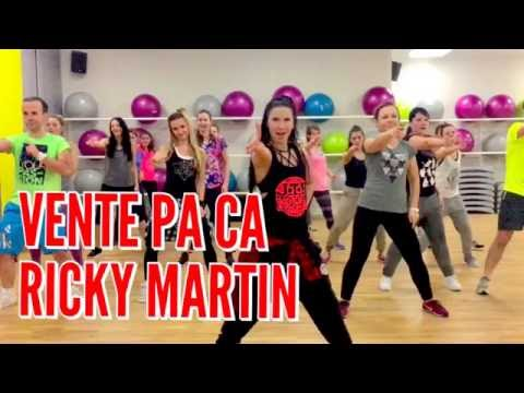 Kasia Gnich – Zumba Fitness Choreography – Ricky Martin – Vente Pa Ca