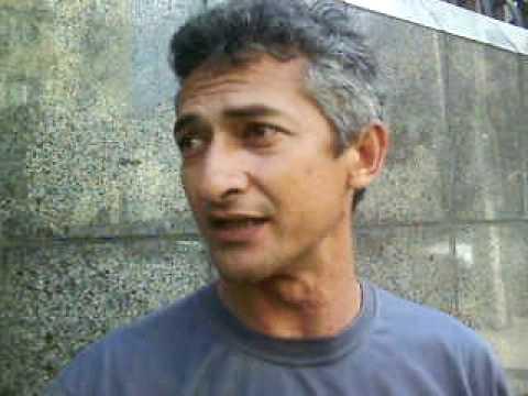 ENTREVISTA EXCLUSIVA - TRABALHADOR INFORMAL NA PRESIDENTE VARGAS