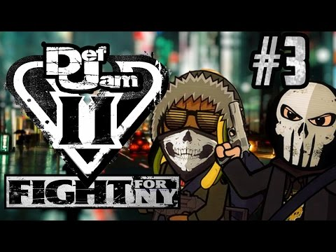 Cryme Tyme LP - Def Jam Fight For NY (Part 3)