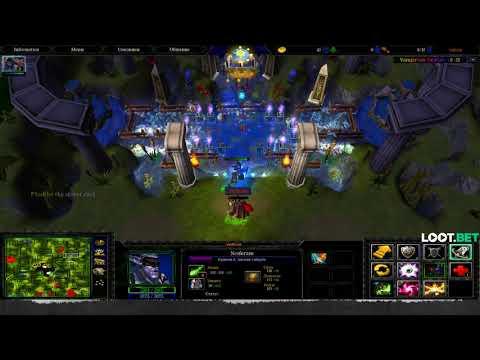 Dread's stream. Warcraft III кастомки часть 1 / 14.09.2017 [3]