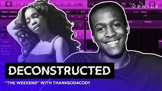 "Video The Making Of SZA's ""The Weekend"" With ThankGod4Cody 