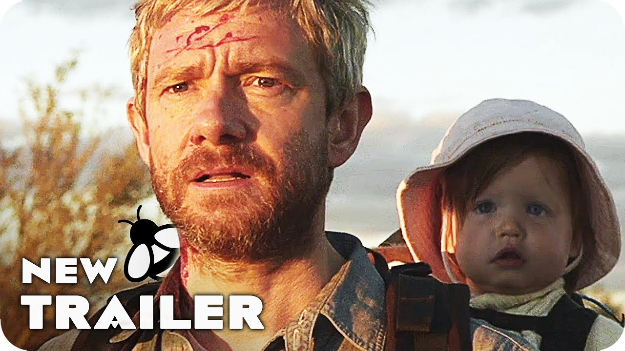 When our world decays Love Remains. Martin Freeman is Her Only Hope & Her Greatest Threat in Post-Apocalyptic Thriller 'Cargo' (Trailer)