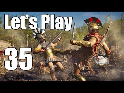 Assassin's Creed Odyssey - Let's Play Part 35: Death Comes for Us All