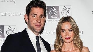 Emily Blunt And John Krasinski Expecting A Baby! | POPSUGAR News