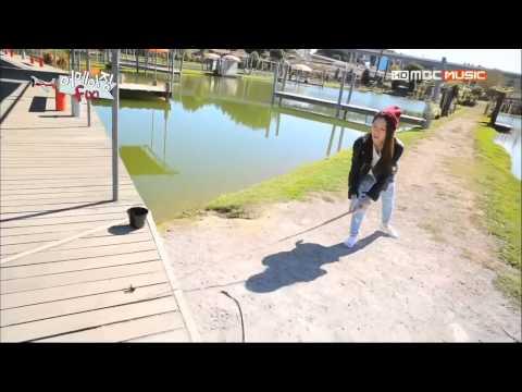 [Show] 130611 f(Krystal) – Prawn Fishing [1] @ Amazing f(x) E03 [Cut]
