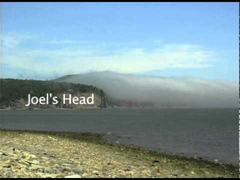 Bay of Fundy Fog Time-lapse, Owl's Head