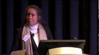 Susana Saavedra speaks about her experience in Indian Myna control