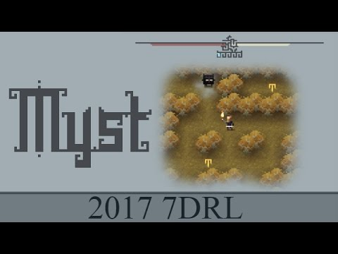 Myst Roguelike - (7DRL 2017 Winner)