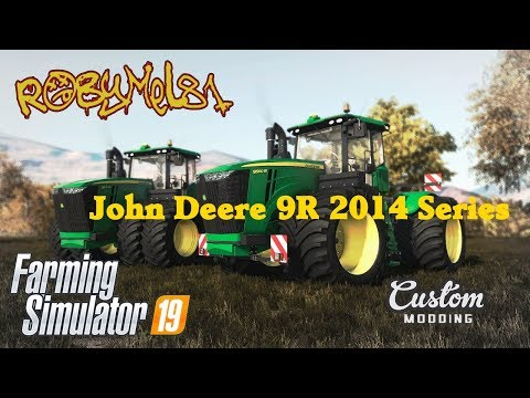John Deere 9R 2014 Series v2.0.0.0