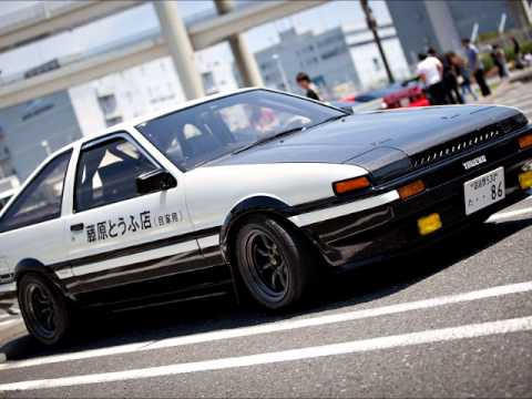 Initial D - Streets of Fire