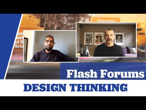 Design Thinking: How to use design to radically adapt your business model to thrive beyond Covid-19.