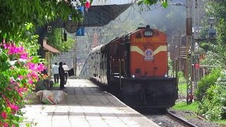 Nonton Mighty climb : Mumbai Nanded Express climbs monster gradient Khandala! Film Subtitle Indonesia Streaming Movie Download