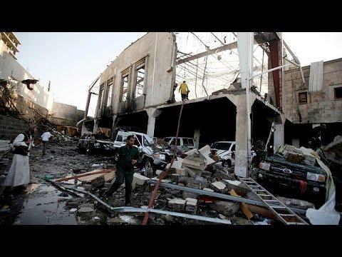 Υεμένη: Κηδεία σιιτών βάφτηκε με αίμα – Προειδοποιήσεις ΗΠΑ προς αραβικό συνασπισμό