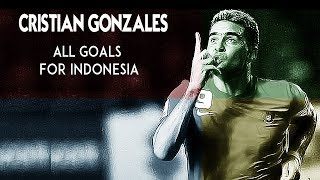 Video CRISTIAN GONZALES ALL GOALS FOR INDONESIA 2010   2015 MP3, 3GP, MP4, WEBM, AVI, FLV Desember 2018
