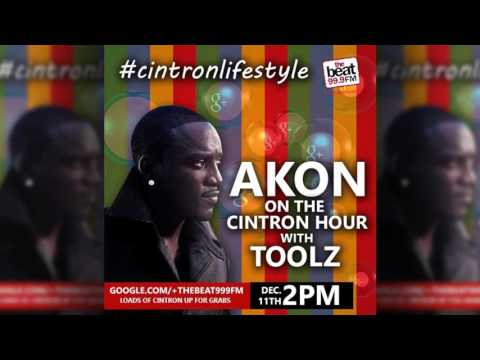 BEAT-FM AKON and TOOLZ chat